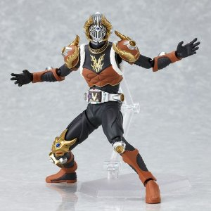 PVC Figure: Figma Kamen Rider Dragon Knight Spear