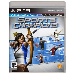 MOVE Sports Champions for PS3 US - em Portugues