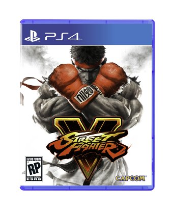 PS4 Street Fighter 5 SF V em Português e Español