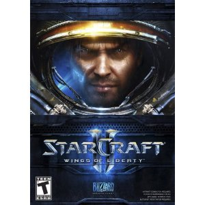 Starcraft II: Wings of Liberty for Windows e Mac OS X