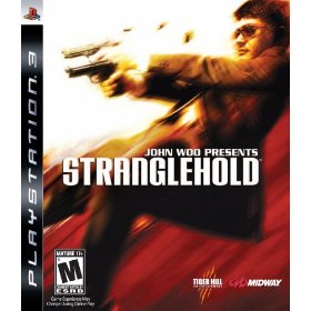 Stranglehold for PS3 US