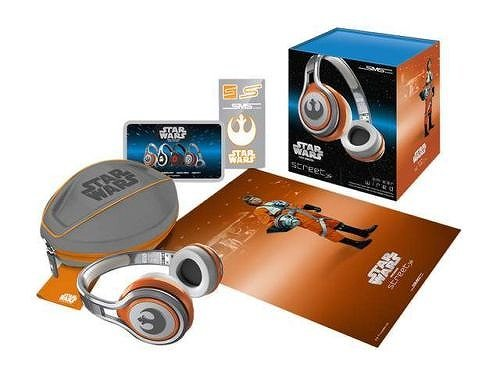 Star Wars SMS Audio STREET by 50 Cent Rebel Alliance