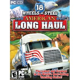 18 Wheels of Steel : American Long Haul for Windows
