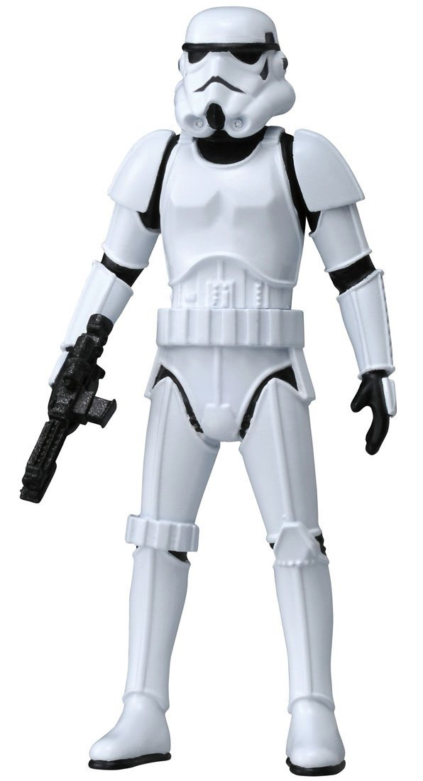 Miniatura Star Wars 02 Storm Trooper Figure 8cm