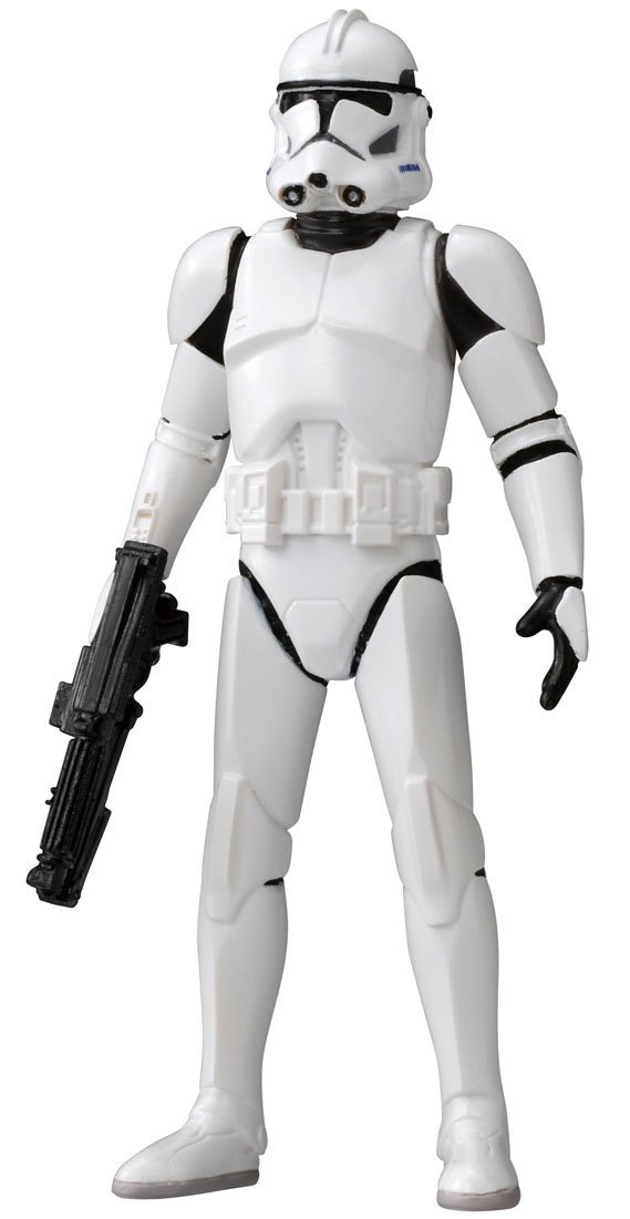 Miniatura Star Wars 12 First Order Storm Trooper Figure