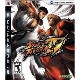 Street Fighter IV (Greatest Hits) for PS3