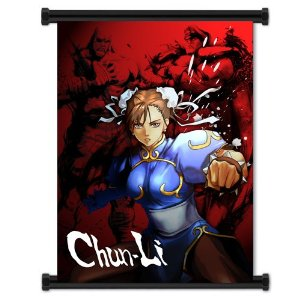 Poster Street Fighter IV Game Chun Li (40x52cm)