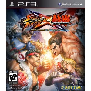 Street Fighter X Tekken for PS3 US