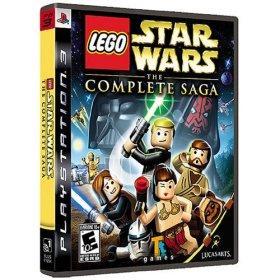 Lego Star Wars: The Complete Saga for PS3 US