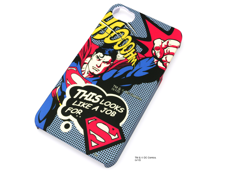 Case for iPhone 4 Special Edition SM Superman