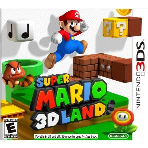3DS - Super Mario 3D Land US