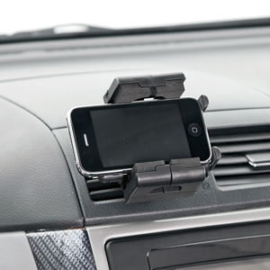 Suporte de Iphone/Ipod touch para carros (saida do ar condiciona