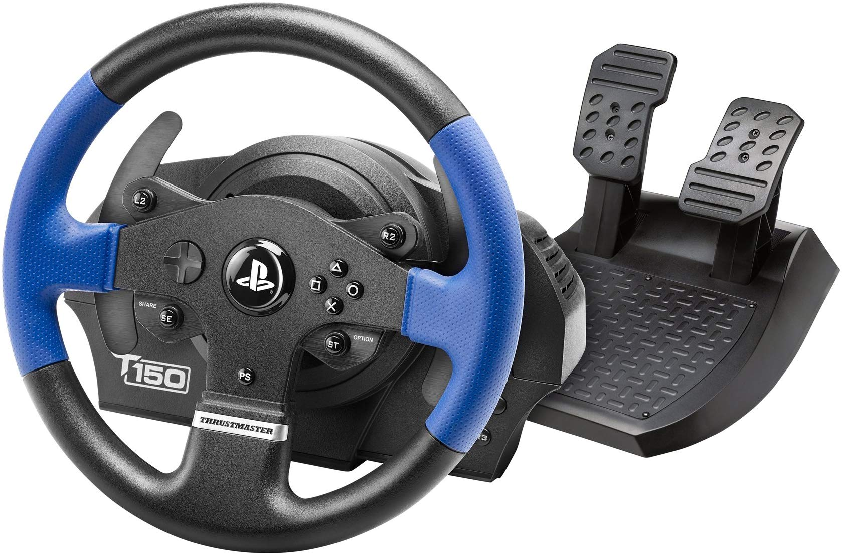 Thrustmaster T150 Force Feedback Racing Wheel PS4