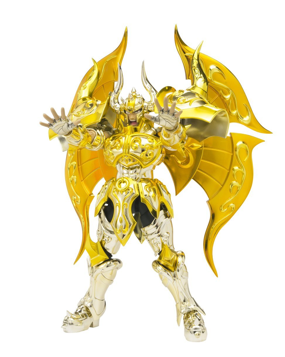 Saint Cloth Myth SOG EX Aldebaran Soul of Gold