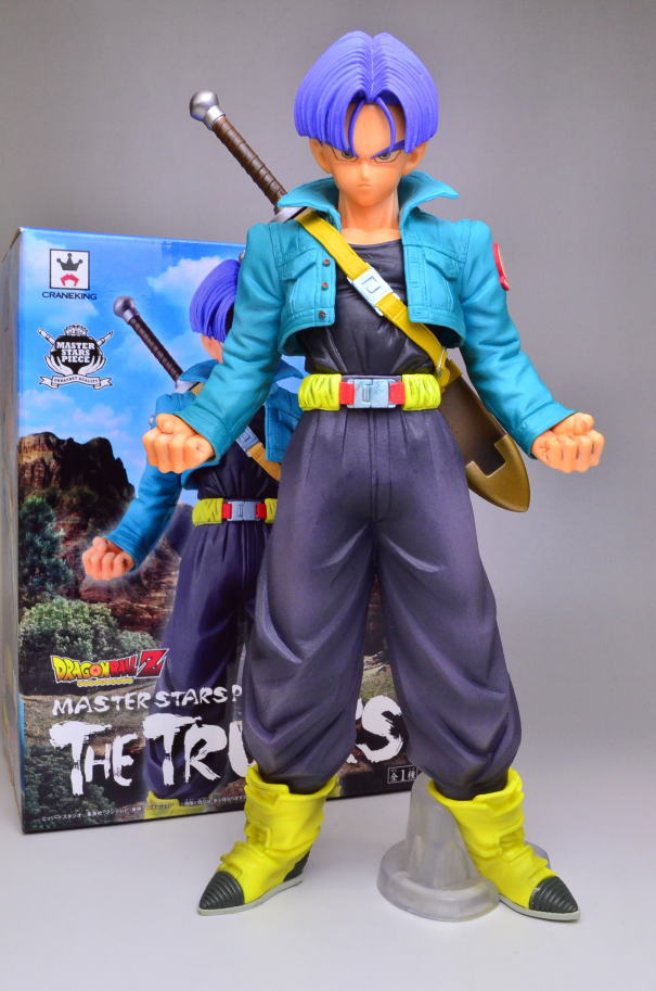 Dragon Ball Z MASTER STARS PIECE TRUNKS 25cm