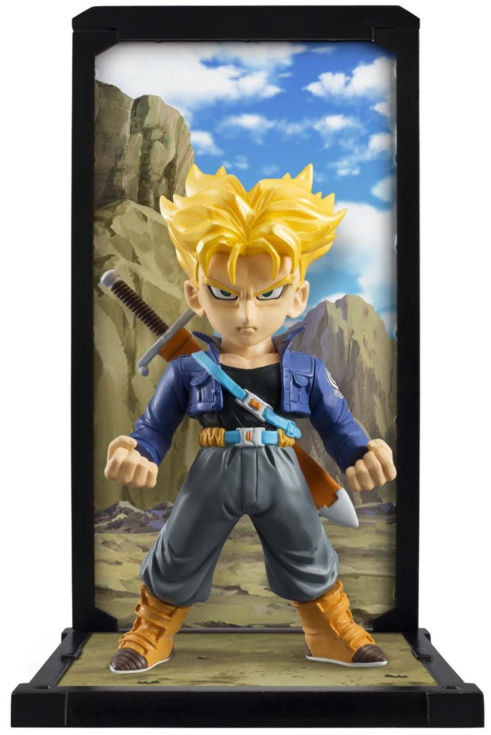 Tamashii Buddies Super Saiyan Trunks Dragon Ball