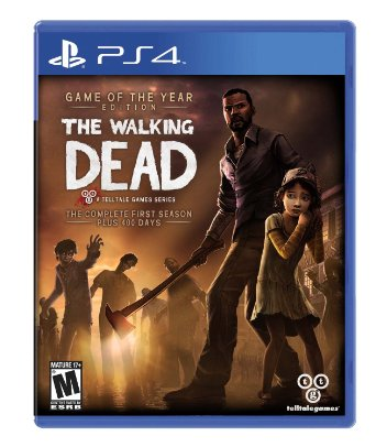 PS4 The Walking Dead: The Complete First Season (PlayStation 4)