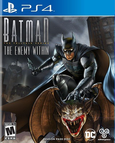 PS4 Batman: The Enemy Within (PlayStation 4)