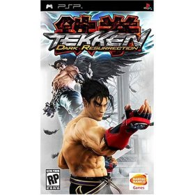 PSP Tekken - Dark Resurrection