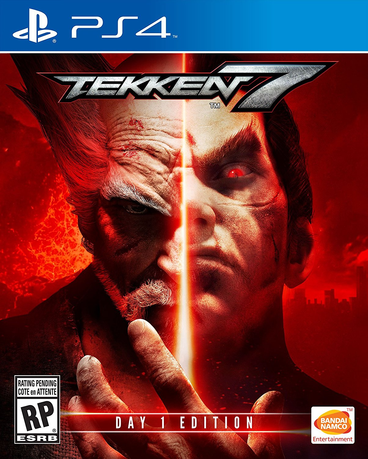 PS4 Tekken 7 (PlayStation 4)