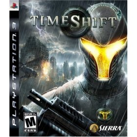 Timeshift for PS3 US