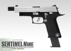 Biohazard 6 Sentinel Nine Leon Model P226 Limited Edition