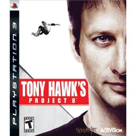 Tony Hawk's Project 8 for PS3 US