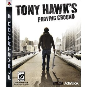 Tony Hawk's Proving Ground for PS3 US