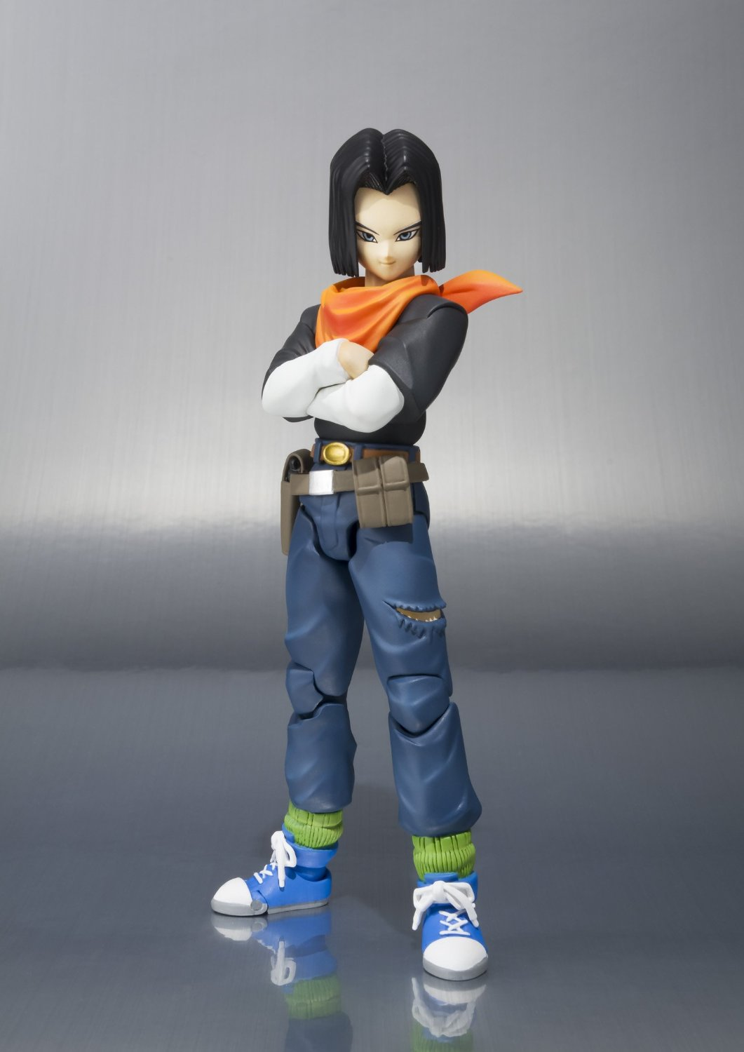 S.H. Figuarts Android 17 Dragon Ball Z
