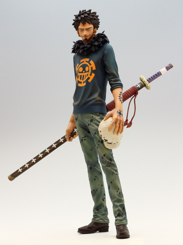 Banpresto MASTER STARS PIECE The Trafalgar LAW