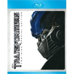Transformers (2 Disc Special Edition) [Blu-ray] (2007) Portugues