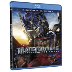 Transformers: Revenge of the Fallen [Blu-ray] (2009) Portugues