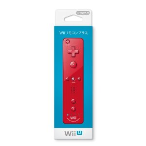 Wii MotionPlus Red