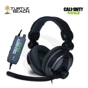 Turtle Beach Call of Duty: MW3 Ear Force Charlie Limited Edition
