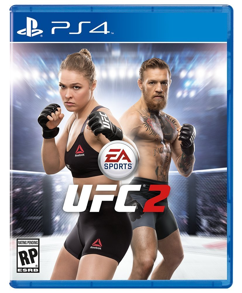 PS4 EA Sports UFC 2 (PlayStation 4)