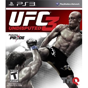 UFC Undisputed 3 for PS3 US em Portugu�s