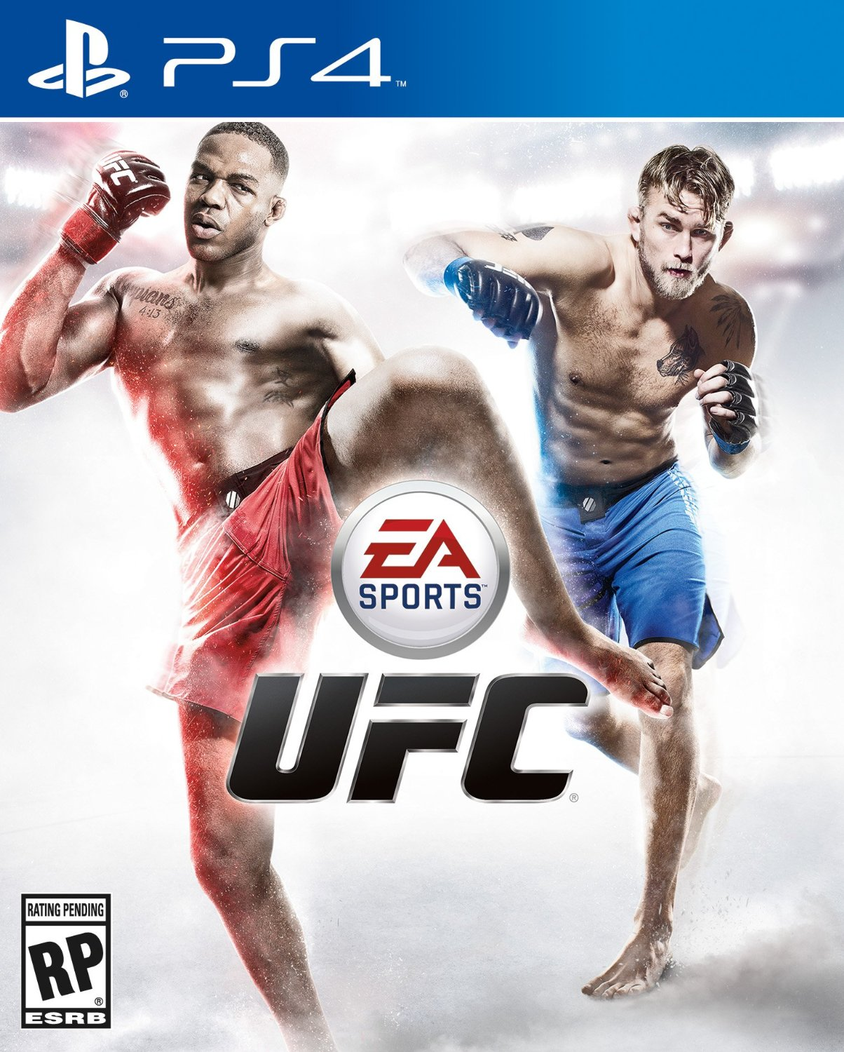PS4 UFC em Portugues (PlayStation 4)