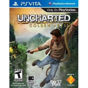 PSVita Uncharted: Golden Abyss USA