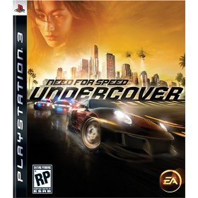 Need for Speed: Undercover for PS3 US