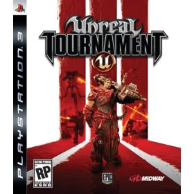 Unreal Tournament III for PS3