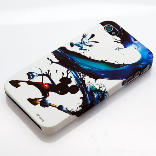 Case para iPhone 4 - Epic Mickey