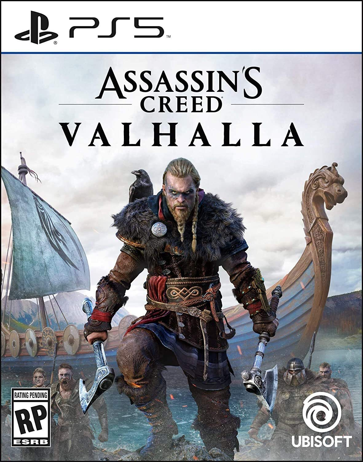 PS5 Assassins Creed Valhalla em Português e Español Playstation