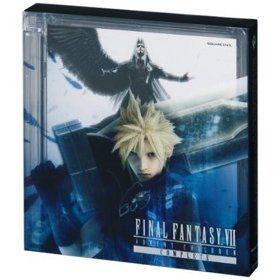 Final Fantasy VII: Advent Children Complete [Blu-ray] + Demo