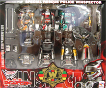 Action Works Winspector Set