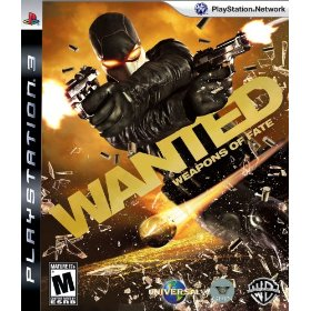 Wanted: Weapons of Fate for PS3 US