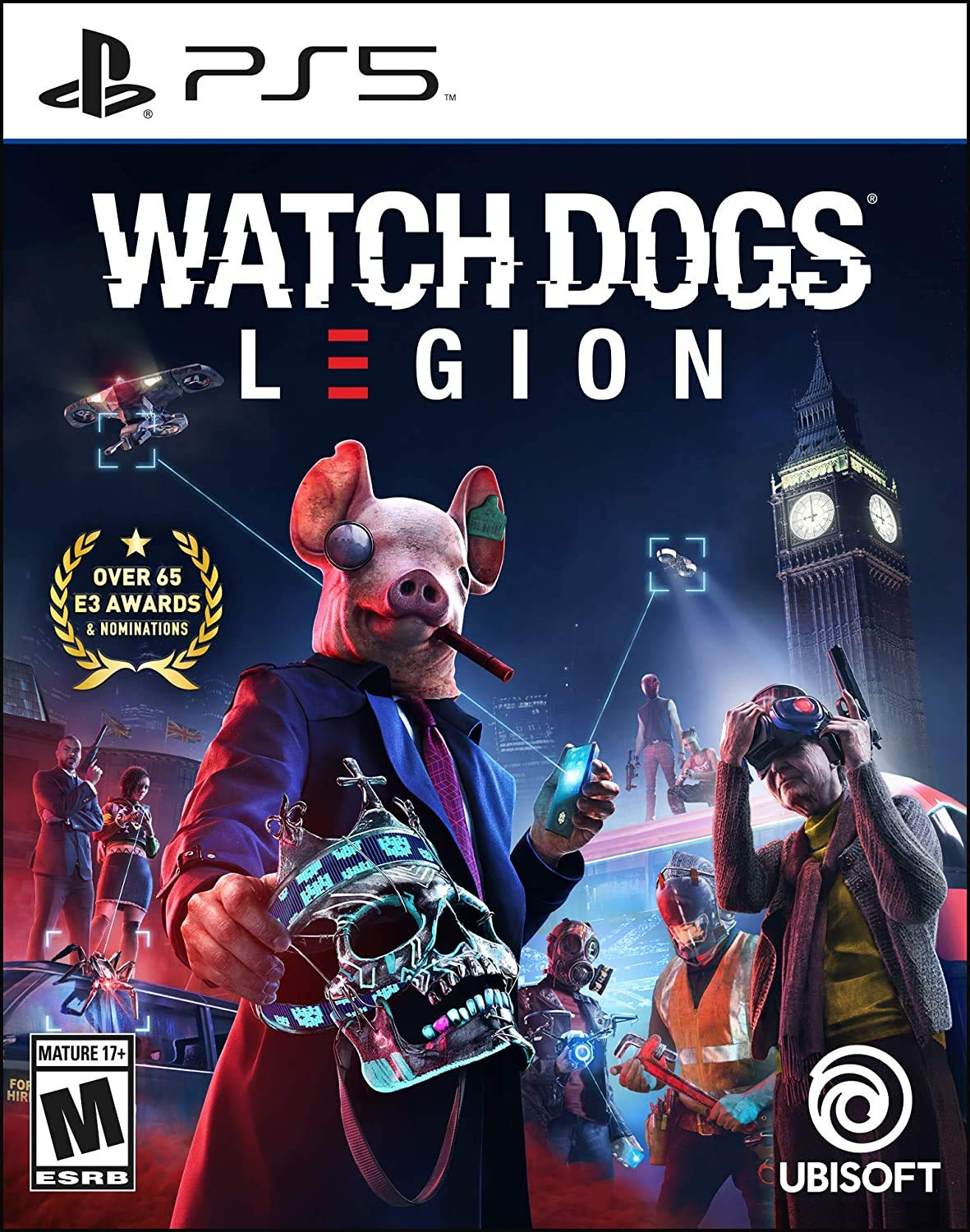 PS5 Watch Dogs Legion Playstation 5