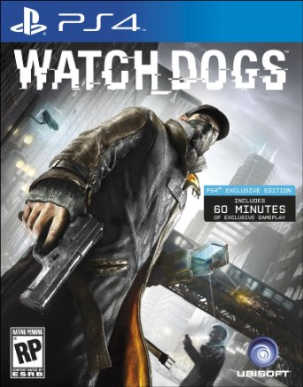 PS4 Watch Dogs em Portugues (PlayStation 4)