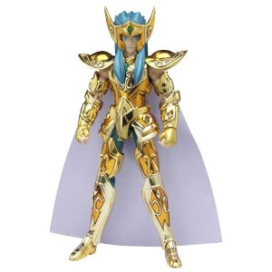 Saint Seiya Aquarius Camus Myth cloth