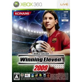 XBox 360 - World Soccer Winning Eleven 2009 NTSC-J em ingles