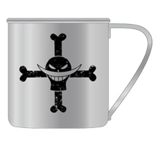 Caneca One Piece White Beard Pirates